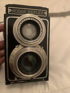 Vintage KODAK REFLEX Camera, Very Good Condition