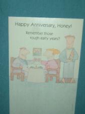 Happy Anniversary, Honey!  Greeting Card