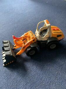 Radlader Dicky Toys Bagger mit Funktion Soundeffekt