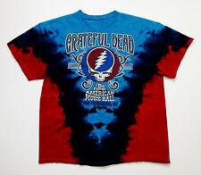 Grateful Dead Shirt T Shirt Great American Music Hall 1975 SF 8/13/75 Tie Dye XL