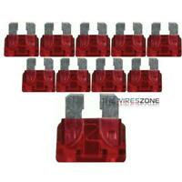 The Wires Zone ATC10 10 Pack Fuse ATC 10 Amp Automotive