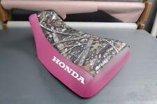 Honda TRX450 450ES foreman 98-05 TRX 450 Standard Seat Cover #sst061ssc56