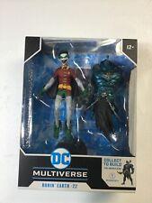 Robin Crow Variant- McFarlane DC Multiverse Earth 22 New