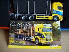 TEKNO IRISH HEAVY HAULAGE / SPECIALIST COLLECTION NO 26 [R.G WILSON FORESTRY]
