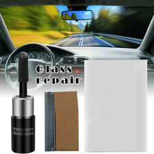 Car Window Windshield Glass Crack Chip Resin Repair Liquid Tool Accessories New