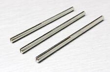 """Straight Split Mandrels Mini 3/32"""" Mandrel 2.32mm Shank for Sanding Strip 3 Pcs"""