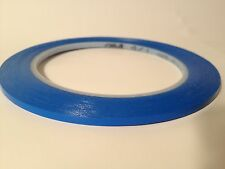 3M 471 Blue Fine Line Vinyl Masking Tape 3mm 33m/Roll