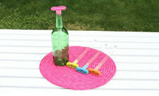 Wine Bar Cooler Stopper  Chiller Chill Stick Wine Rod Barware Lime Green W-Y