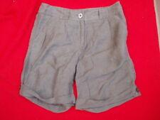 Target Womens Shorts Linen Size 10 NWT