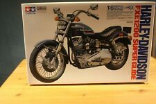 Tamiya Harley Davidson 1/6  bike motorcycle kit - NEW