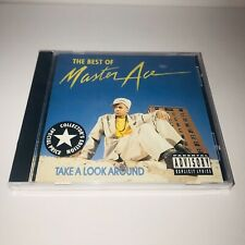 Masta Ace - The Best Of Masta Ace Take A Look Around CD Unopened CCCD9004