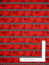 Movie Theater Film Red St Cotton Fabric Windham Lights Camera Action By The Yard
