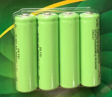 4x AA Rechargeable Solar Power Batteries 1.2V 300 mah NI-MH