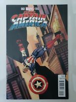 ALL-NEW CAPTAIN AMERICA #2 (2015) SAM WILSON THE FALCON! TIM SALE COV VARIANT NM