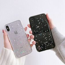 Shining Powder Cases For iPhone XS Max XR X XS 6 6S 7 8 Plus Cute Glitters Cover
