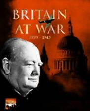 """AS NEW"" Williams, Brian, Britain at War 1939-1945 (Pitkin History of Britain),"