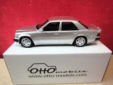 Otto Mobile 1:18 Mercedes Benz 300E 5,6 AMG (W124), silber OVP!