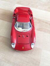 Burago Ferrari 250 Le Mans 1:24