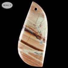 Red Snake Skin Jasper Pendant bead AB009283