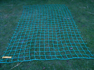 7x 5ft STRONG cargo rope scramble net 4tree house play set climbing frame safety