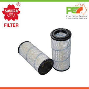 New * SAKURA * Air Filter For IVECO DAILY LWB 50C18 3L 2007-On