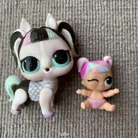 Lil Unicorn Sister & Unipony Pony Unicorn 's Pet Doll Series 4 Gift