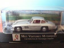 Mercedes Benz 300SL (W198) 1954 in Silver Atlas Editions.  1:43rd New item