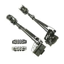 Vism Kpm Side Rifle Bipod w/ Adapters KeyMod/Mlok Picatinny Notched Legs- Range