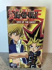 Yu-Gi-Oh - Vol. 4: Give Up the Ghost (VHS)