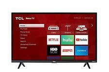 TCL 32-Inch Full HD Smart LED Roku TV - 3 HDMI & 1 USB Inputs - 32S327
