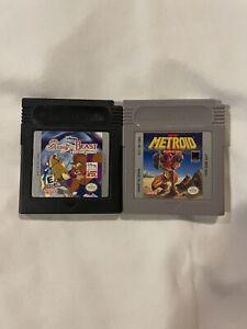 Metroid II: Return of Samus Original Nintendo Gameboy Game