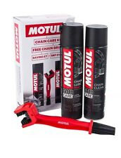 MOTUL Road Chain Care Kit Cleaning Cleaner Lube for Motorbike Motorcycle Bike