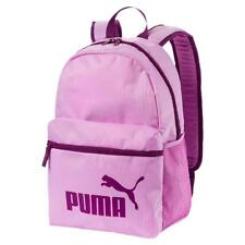 PUMA Phase Unisex Backpack Orchid Pink Rucksack Casual Travelling Bag 22l