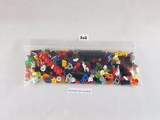 100 Plastic Zip Lock Ziplock Bags 3x8 COMPLETELY  Clear 2 Mil  NEW