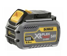 DeWalt DCB546 18v/54v FLEXVOLT XR 6.0Ah Li-ion Battery Pack Genuine