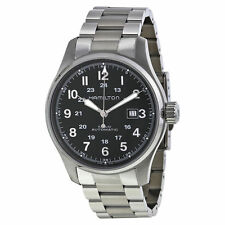 Hamilton Khaki Field Officer Automatic 44mm Black Dial Swiss Watch H70625133