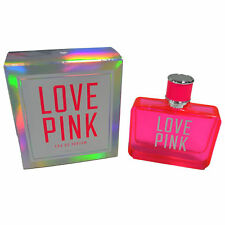 Victoria's Secret Love Pink Fragrance Perfume 1.7 fl oz Edp Eau De Parfum New