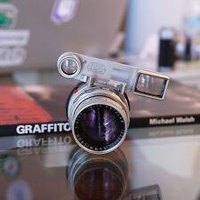 [CLA'd] Leica DR Summicron 50mm f/2 Dual Range w/Goggles for M3 M4 M6