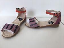 Livie And Luca Girls Purple Georgie Sandals Size 10 New