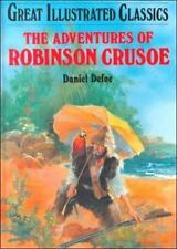 The Adventures of Robinson Crusoe (Great Illustrated Classics (Abdo))