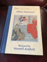 The Winters Tail Illustrated By Maxwell Armfield Hardback