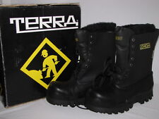 Mens Terra Lehigh NUGUARD 75 TPU Pac Boots Size 7 New in Box Made in Canada