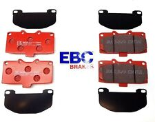 EBC REDSTUFF FRONT PADS DP31200C FOR SUBARU IMPREZA 2.0 TURBO WRX 2001-2005