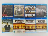 The Wild West Westerns Collection Blu Ray Movie Bundle Cowboy Clint Eastwood