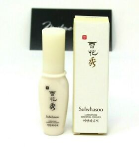 Sulwhasoo Luminature Essential Finisher 0.27 oz Pump Travel US Seller 1 DAY SHIP