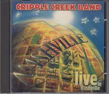 Cripple Creek band-Live In Nashville