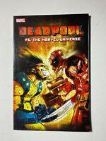 Deadpool Vs.The Marvel Universe Marvel 2008