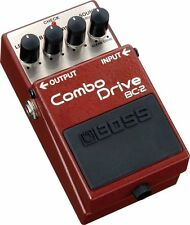 New BOSS BC-2 Super Combo Drive Guitar Effects Pedal From Japan