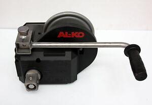 ALKO Seilwinde Anhänger 901A Optima Plus Abrollautomatik Handwinde Trailerwinde