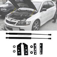Carbon Bonnet Hood Gas Strut Lift Damper Kit 2Pcs for HONDA 2001-04 Civic Type R